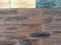 Формы для облицовочного камня и плитки