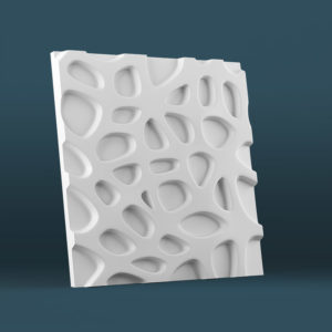 Гипсовые 3D-панели