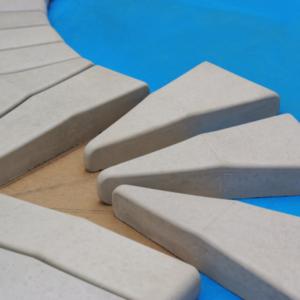 Формы для копингового камня бассейна