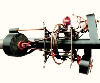 Ленточная изоляция трубопроводов